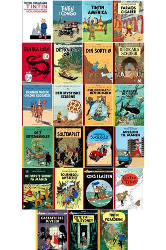 Tintin Faksimile 0-22
