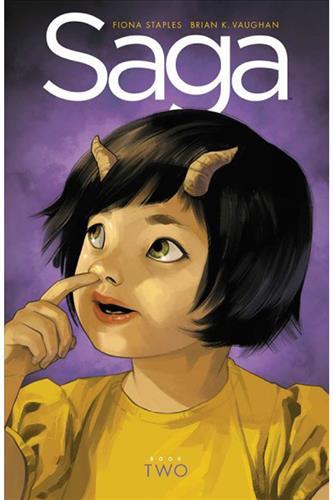 Saga - Deluxe Edition Book 2 HC (vol. 4-6)