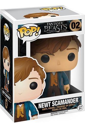 Fantastic Beasts - Pop! - Newt Scamander