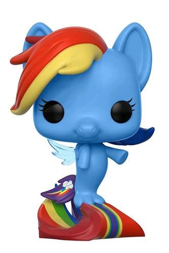 Tidssvarende My Little Pony - Pop! - Rainbow Dash Sea Pony | Faraos Cigarer TB-71