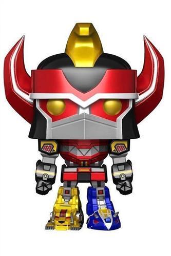 Power Rangers - Pop! - Megazord Metallic (Exclusive)