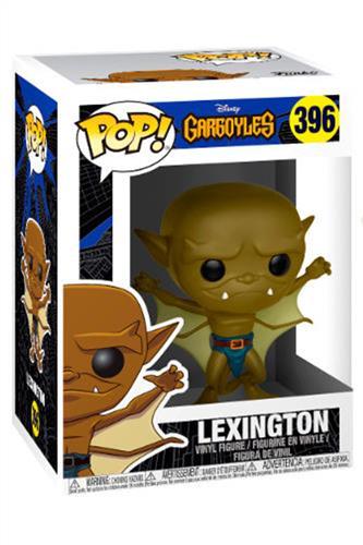 Gargoyles - Pop! - Lexington