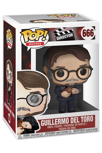 Directors - Pop! - Guillermo Del Toro