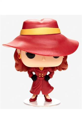 Carmen Sandiego - Pop! - Carmen