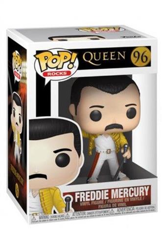 Queen - Pop! - Freddie Mercury (Wembley 1986)
