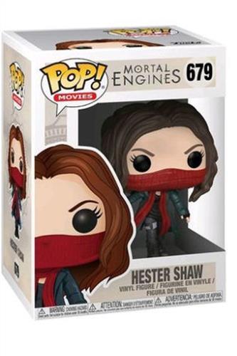 Mortal Engines - Pop! - Hester Shaw
