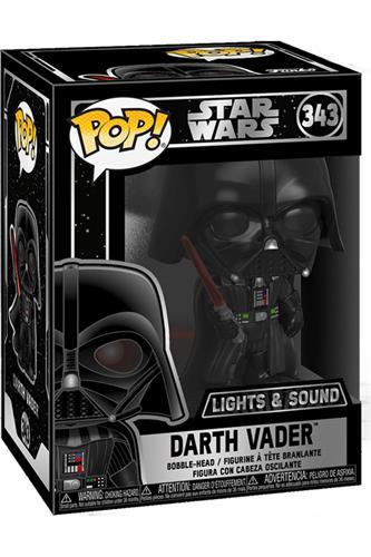 Star Wars - Pop! - Darth Vader w/ lights & sound