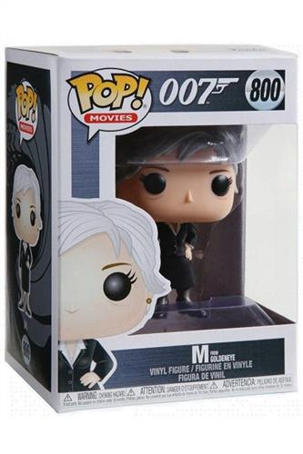 James Bond - Pop! - M (Goldeneye)