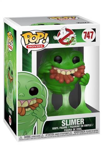 Ghostbusters - Pop! - Slimer w/ Hot Dogs