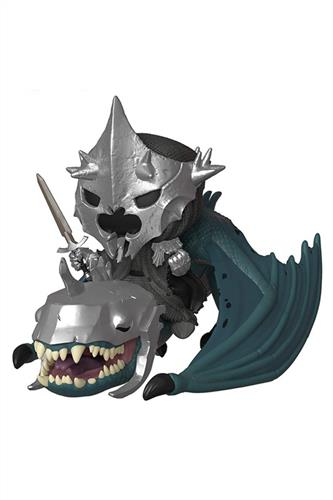 Lord of the Rings - Pop! - Witch King w/ Fellbeast (Oversized)