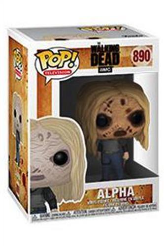 Walking Dead - Pop! - Alpha w/ Mask