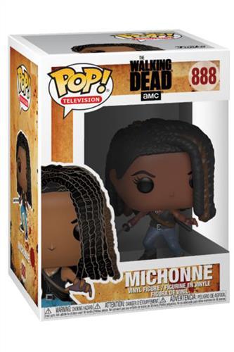 Walking Dead - Pop! - Michonne w/ Katana