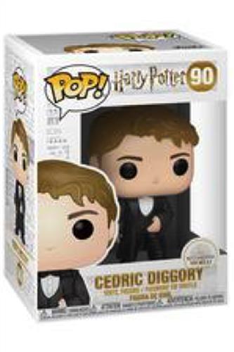 Harry Potter - Pop! - Cedric Diggory (Yule) 9cm