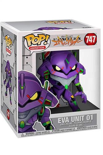 Evangelion - Pop! - Eva Unit 01 (Oversized)
