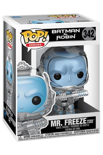 Batman & Robin - Pop! - Mr. Freeze