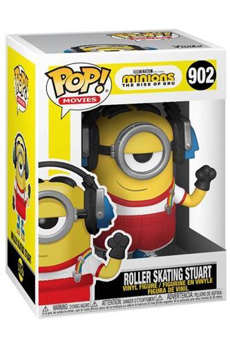 Minions 2 - Pop! - Roller Skating Stuart