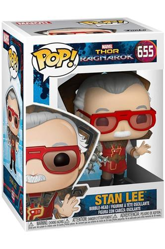 Icons - Pop! - Stan Lee in Ragnarok Outfit