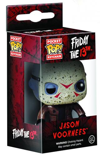 Friday the 13th - Pop! - Jason Voorhees (Keychain)