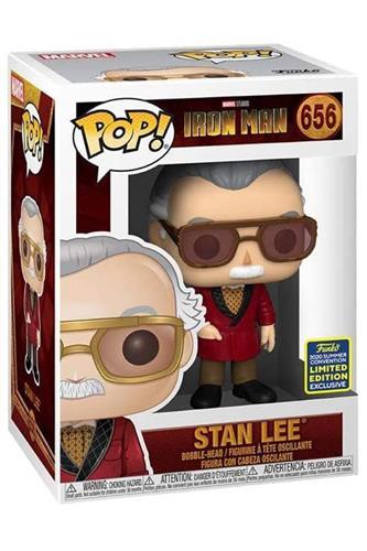 Iron Man - Pop! - Stan Lee (Exclusive)