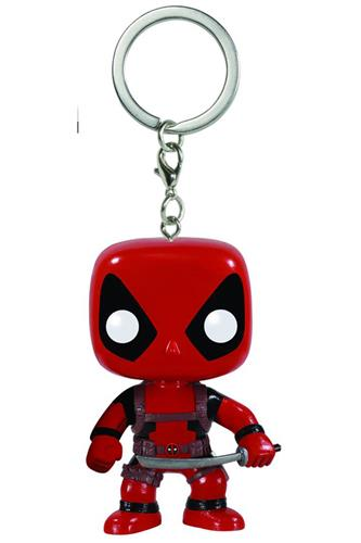 Marvel - Pop! - Deadpool (Keychain)