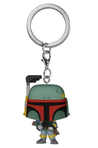 Star Wars - Pop! - Boba Fett (Keychain)