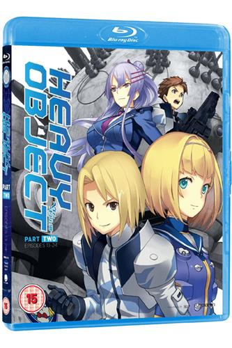 Heavy Object - Season 1 Part Two (Ep. 15-24) Blu-Ray