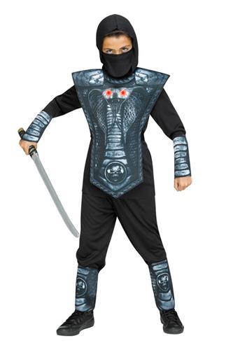 Sølvfarvet Cobra Ninja