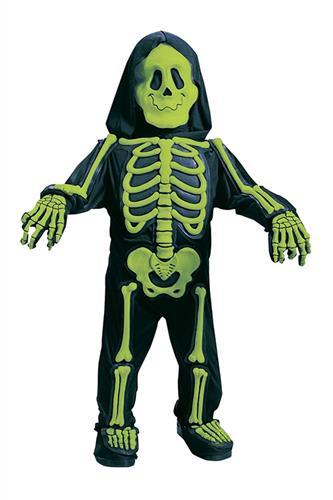 Grøn Skeletven