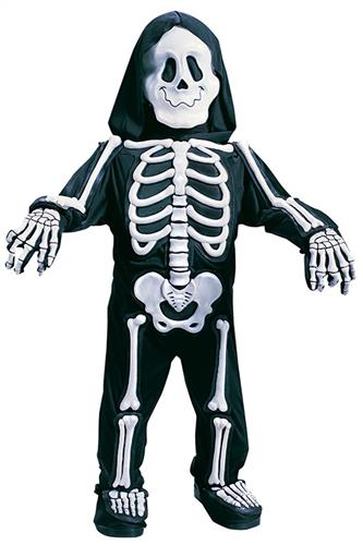 Hvid Skeletven
