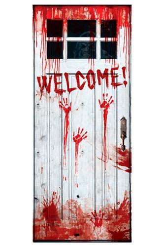 Blodigt Døromslag