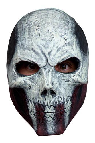 Lysende Kranie Maske