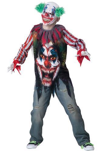 Terror Klovn (med maske)