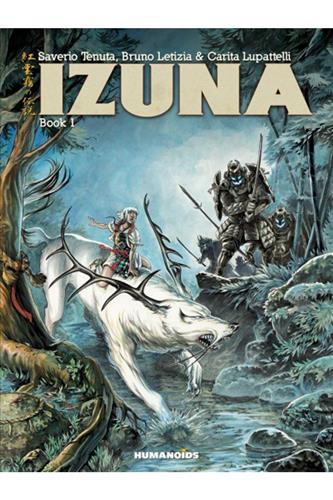 Izuna Oversize Dlx HC Book 1