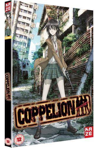 Coppelion - Complete (Ep. 1-13) DVD