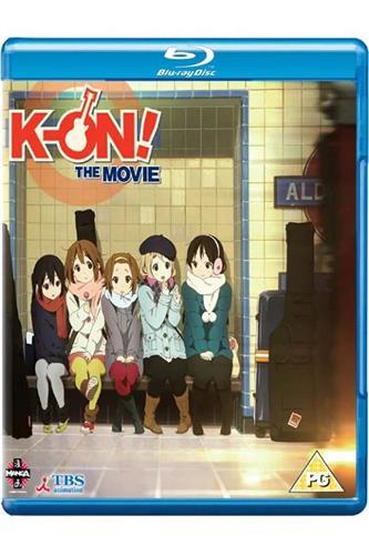 K-On! the Movie (DVD & Blu-Ray)