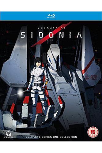 Knights of Sidonia - Season 1 (Ep. 1-12) Blu-Ray