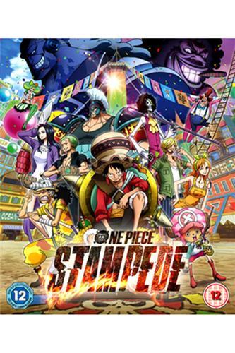 One Piece - Stampede (Blu-Ray)