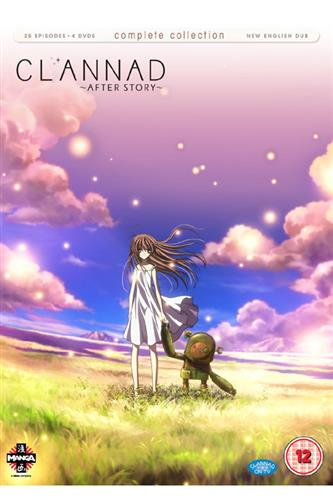 Clannad After Story - Complete (Ep. 1-25) DVD