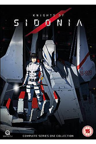 Knights of Sidonia - Season 1 (Ep. 1-12) DVD