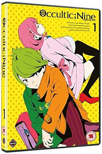 Occultic Nine - Part One (Ep. 1-6) DVD