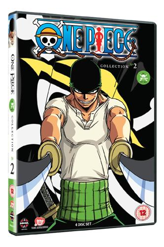 One Piece Collection 2 (Ep. 27-53) DVD