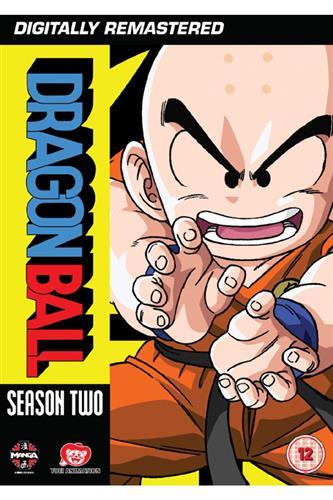 Dragon Ball - Season 2 (Ep. 29-57) DVD