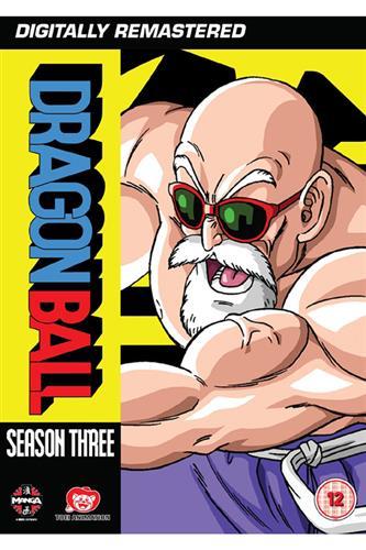 Dragon Ball - Season 3 (Ep. 58-83) DVD