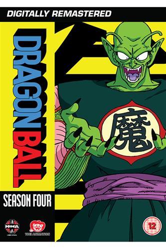 Dragon Ball - Season 4 (Ep. 84-122) DVD