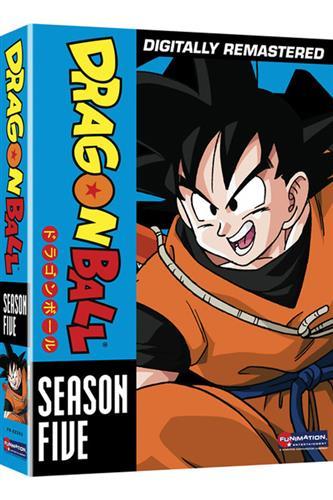 Dragon Ball - Season 5 (Ep. 123-153) DVD