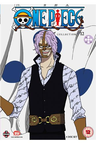One Piece Collection 12 (Ep. 276-299) DVD
