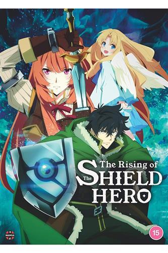 Rising of the Shield Hero Season 1 - Part One (Ep. 1-13) DVD