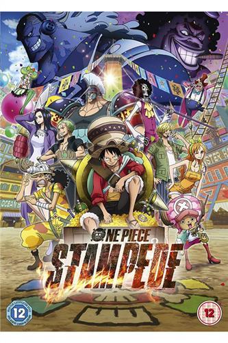 One Piece - Stampede (DVD)