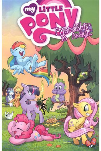 My Little Pony Friendship Is Magic vol. 1