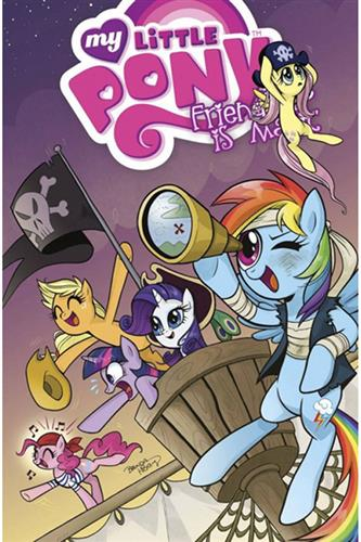 My Little Pony Friendship Is Magic vol. 4